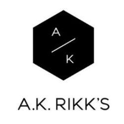 AK Rikk's logo